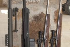 Ballistic-test-rifles